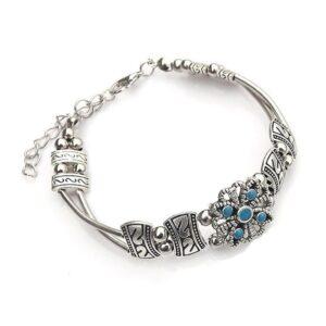 bracelet ethnique de style tibétain