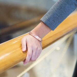 bracelet en cuivre 6 aimants pas cher