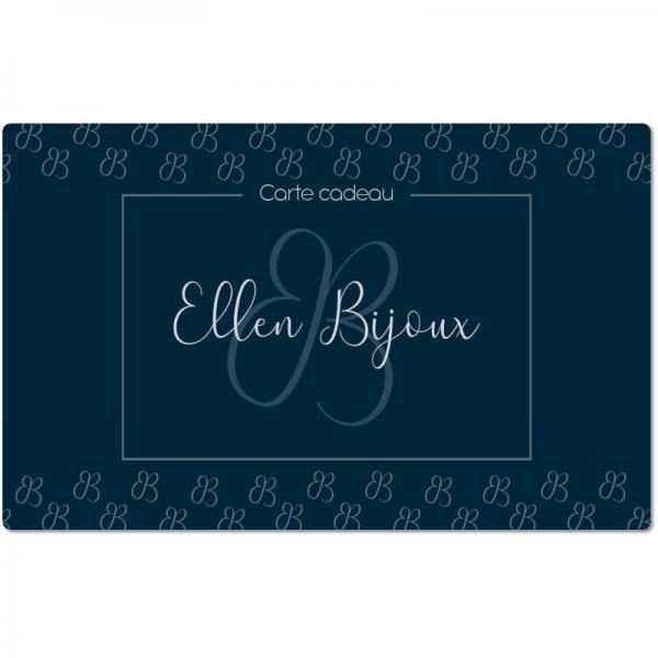 carte cadeau Ellen Bijoux